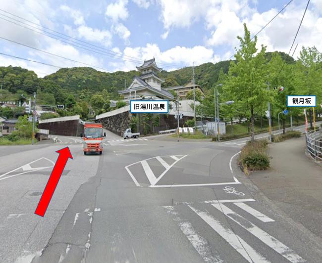画像:経路4
